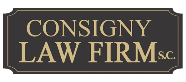 Consigny Law Firm logo